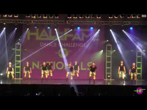 Back 2 Cali - ExtravaDance and Tumble