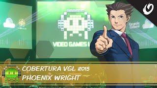 Video Games Live Brasil 2015 - Phoenix Wright