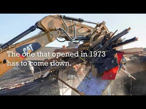 Eagle Valley Elementary School Demolition