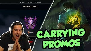 gripex - HARD CARRYING MASTERS PROMOS