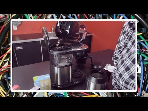 Cleaning A Bonavita Coffee Brewer | Morning Maintenance