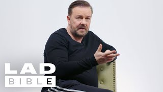 Ricky Gervais Has His Say On Animal Poachers