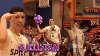 LaMelo Ball NASTY JELLY in SEMI FINAL BLOWOUT! Jelly is BACK?!