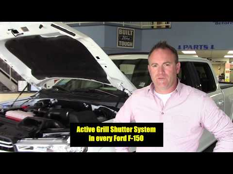 Ford Tech Tips: Active Grill Shutter System