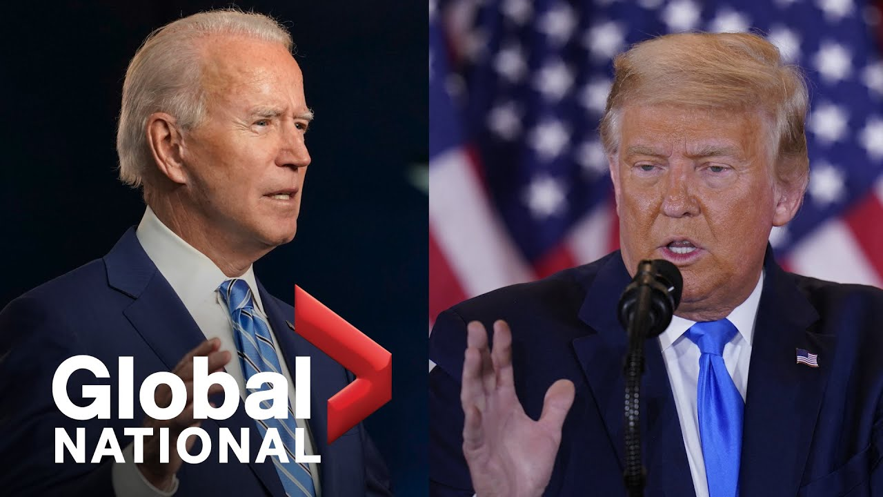 Global National: Nov. 4, 2020 | Trump, Biden both express confidence amid contested US election