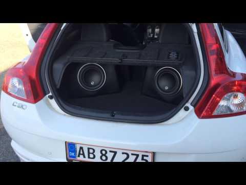 Volvo C30 2 4 D5 Sport Her Monteret Med Focal Og Jl Audio