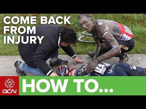 How To Come Back From Injury – GCN's Guide To Returning To Cycling After An Injury