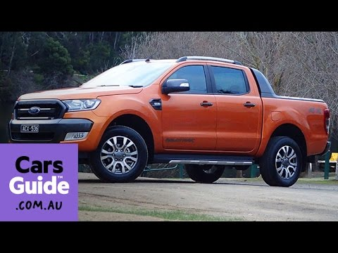 2015 px mkii ford ranger review first drive - Ford Ranger 2015