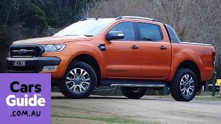 2015 PX MkII Ford Ranger review | first drive