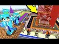 3 PROS TRY TO ENTER THE SAFEST MINECRAFT HOUSE!