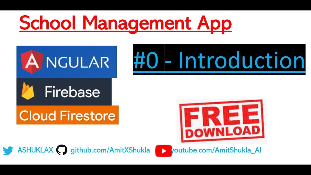 Online School Management App - Amit Shukla - Medium
