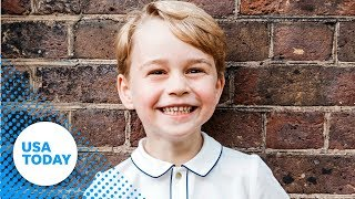 Prince George turns 5: His most adorable moments