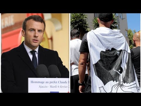 'arrogant' macron sparks unrest in corsica, separatists told to 'remain mobilised'