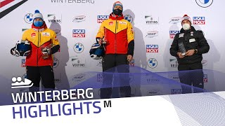 Friedrich ties Lange with his 45th World Cup victory | IBSF Official