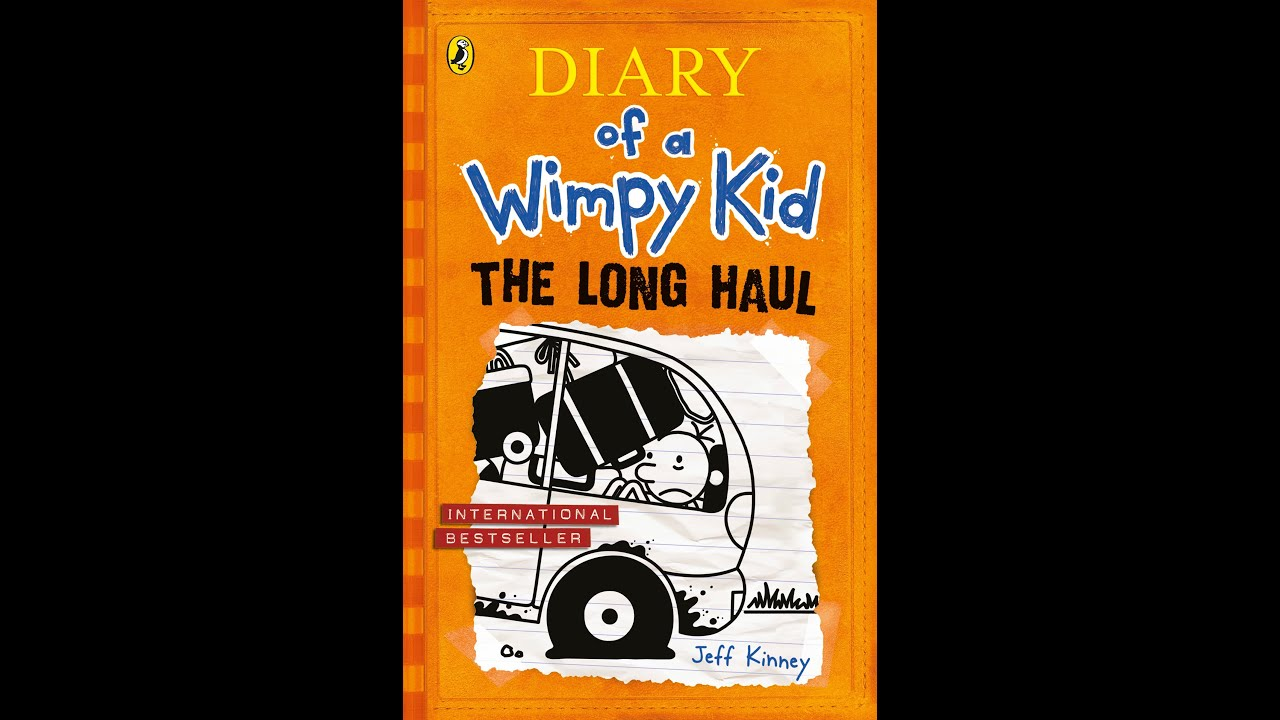 Book 9 The Long Haul 1st Sketches Wimpy Kid Virtually Live Part 3 Youtube