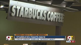 Suing Starbucks? One woman is