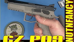 CZ P09: Near Perfect, Suppressor Ready [Full Review]