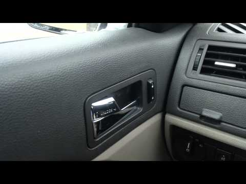 ford fusion broken door handle how to save money and do it yourself. Black Bedroom Furniture Sets. Home Design Ideas