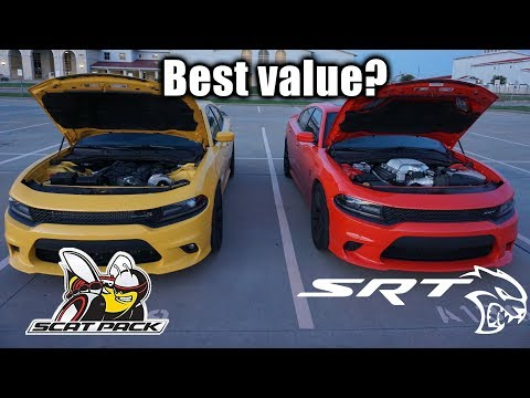Is a Supercharged Scatpack a better value than a Hellcat?
