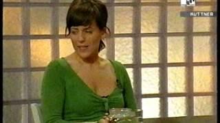 "Julia Hummer bei ""Sarah Kuttner - Die Show"" (VIVA)"