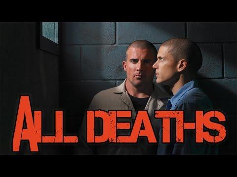 Prison Break  127 deaths All Deaths  All Seasons