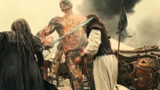 Best Fighting Scene in Wrath of the Titans/怒戰天神最好看的四分鐘