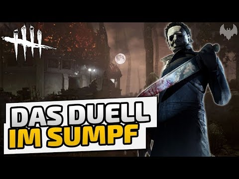 Das Duell Im Sumpf - ♠ Dead By Daylight Season 2 ♠ - Deutsch German - Dhalucard