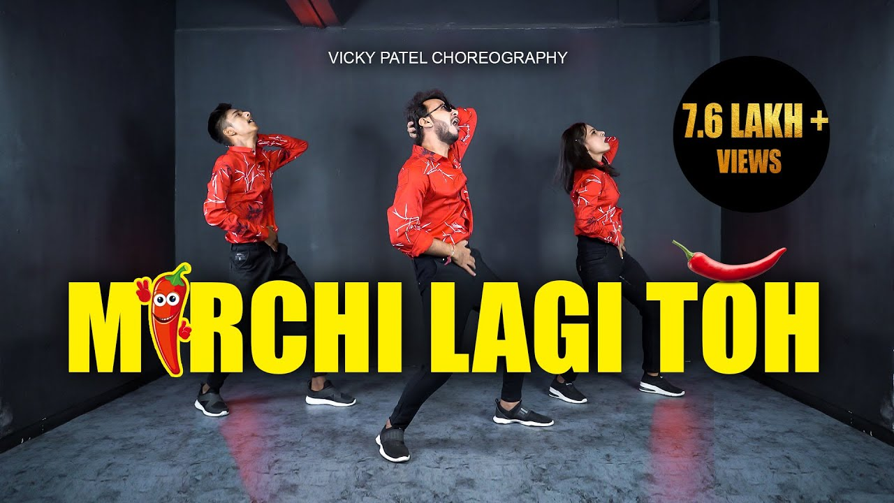 गोविंदा Version - Main To Raste Se Ja Raha Tha Dance Video   Vicky Patel Choreography   Coolie no 1