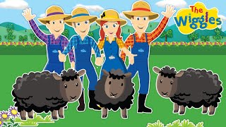 The Wiggles Nursery Rhymes -  Baa Baa Black Sheep