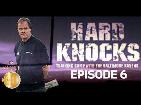 Final Preseason Game & Cutdown Day | 2001 Ravens Hard Knocks Episode 6 | NFL Vault