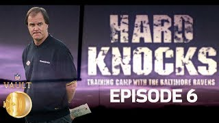 Final Preseason Game & Cutdown Day | 2001 Ravens Hard Knocks Episode 6 | NFL Vault