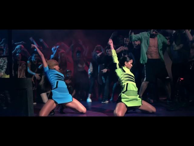 Alexandra Stan & INNA feat. Daddy Yankee - We Wanna (Official Music Video)