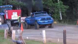 Monster Tuned 24V Cummins W/ Stacks Truck Pull