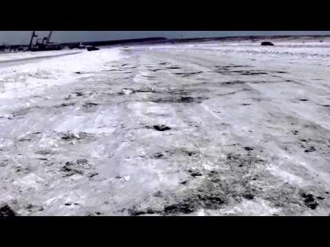 Чертугеевский залив Ангары залит техническими выбросами