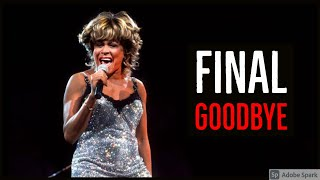 """Tina Turner says """"final goodbye"""" to her fans after suffering from PTSD, cancer and stroke"""