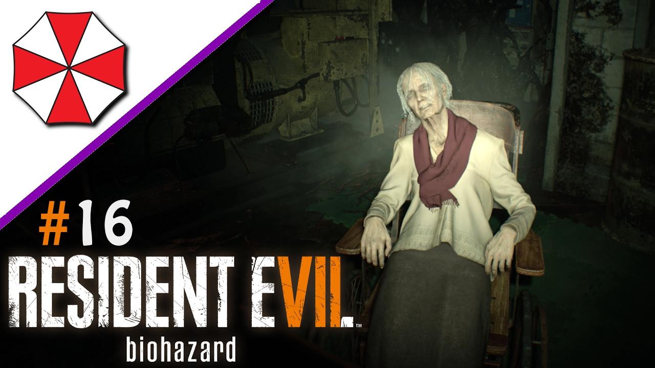 Resident Evil 7 Oma