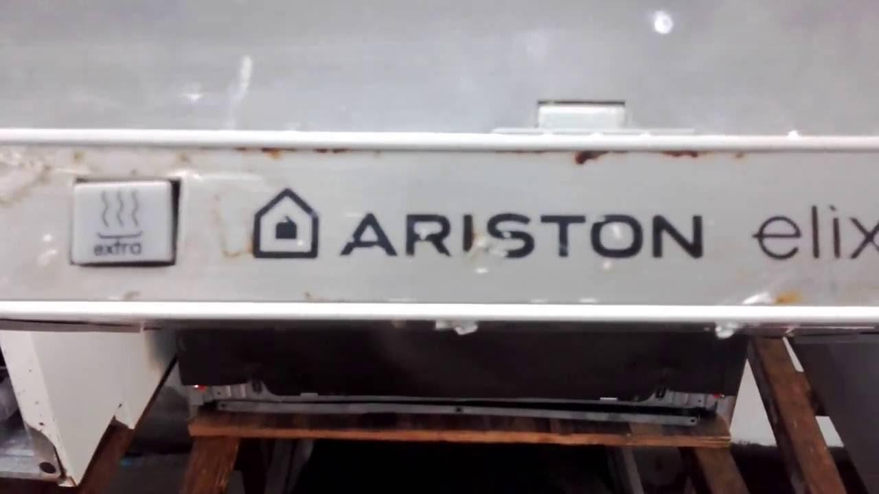 Lavavajilla ariston elixia - YouTube