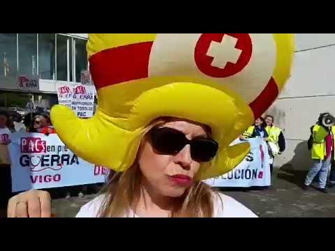 Los trabajadores de los PAC de Galicia, en pie de guerra