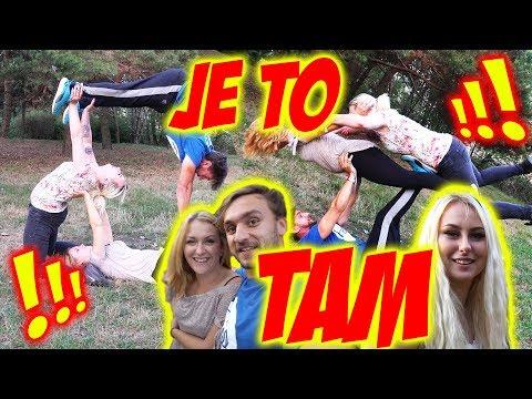 Yoga Challenge #1 | Tary, SweetieMarket a Stáňa