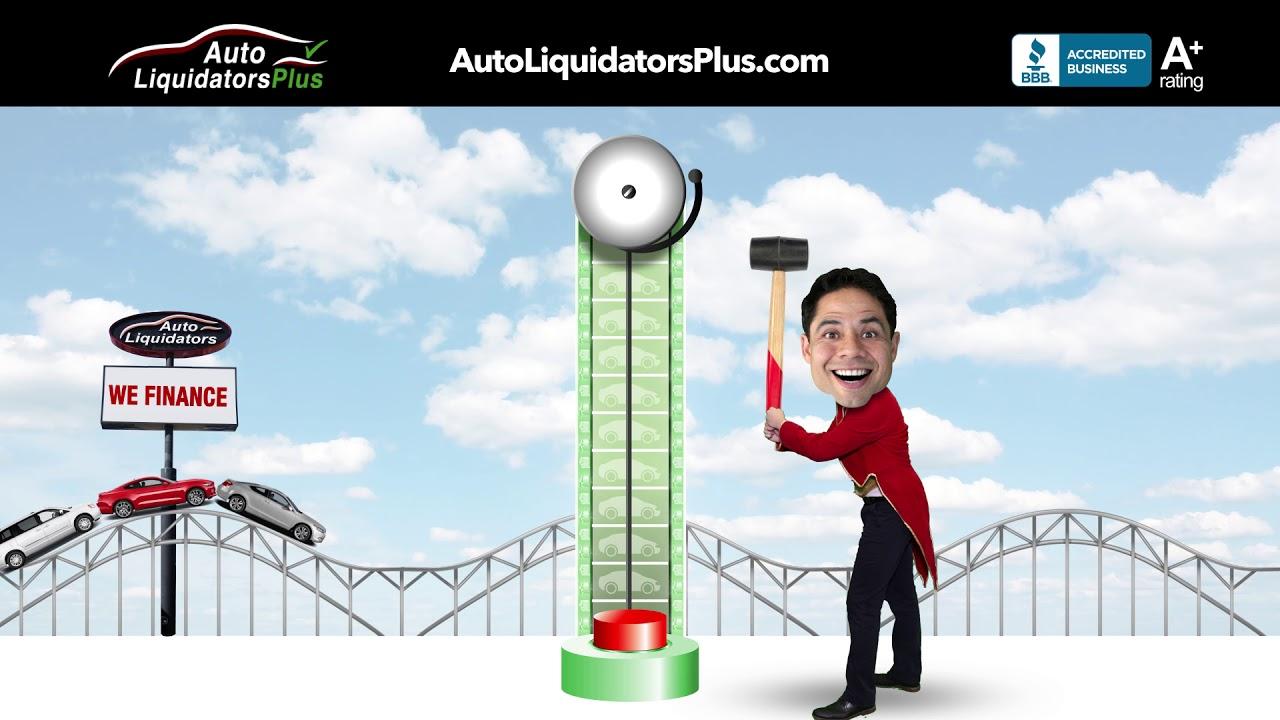 Auto Liquidators Dallas >> Buy Used Cars Dallas Arlington Dfw Metroplex Auto