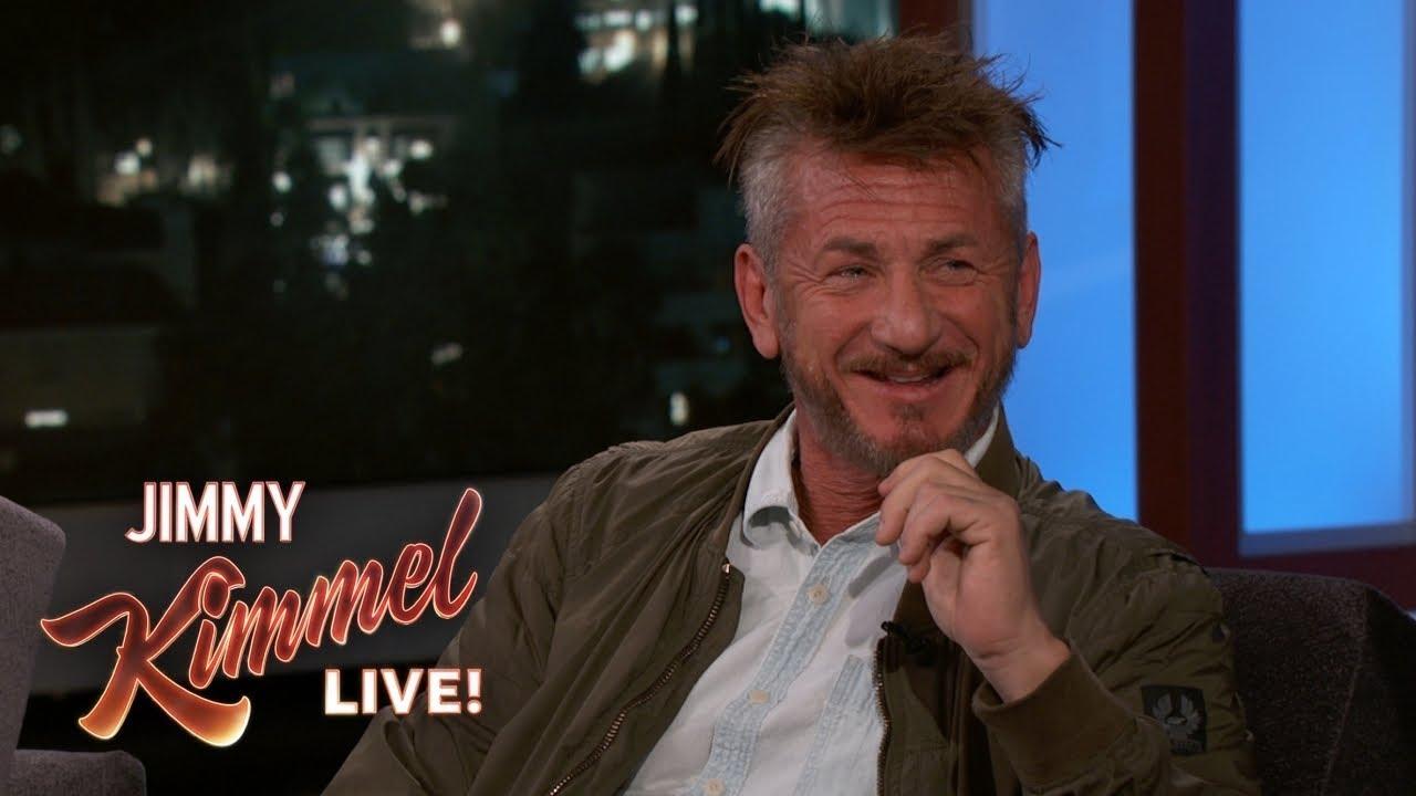 Sean Penn Reveals Why ...