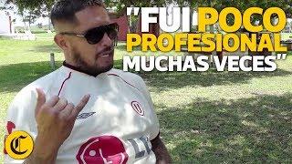 """Juan Manuel Vargas: """"Fui poco profesional muchas veces, lo sé"""""""