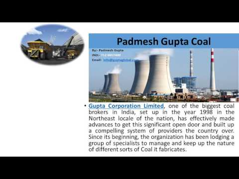 Padmesh Gupta Coal Solution, The Leading Coal Trader In India