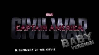 Civil War Baby Version - (Resumo do filme Guerra Civil)