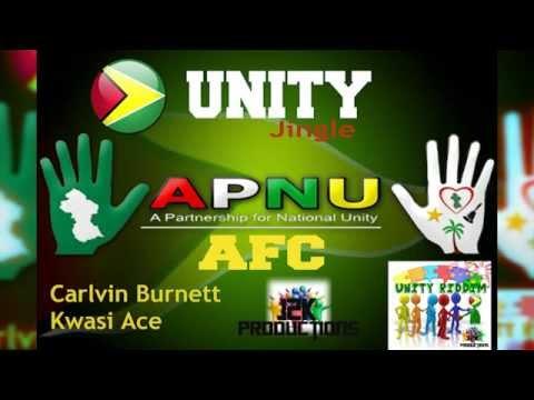Unity (Apnu/Afc) Jingle