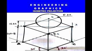 Isometric projection in Tamil - P.Kalaiyarasan