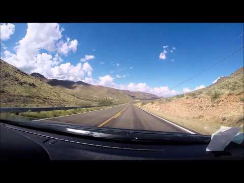 American trip, p.12. Flagstaf, Grand canyon, Las-Vegas
