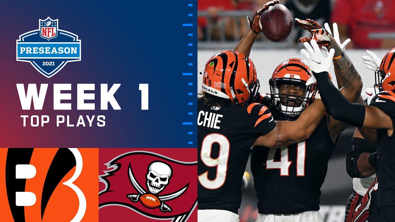NFL Week 1 scores, highlights, updates, schedule: Bengals WR Ja ...