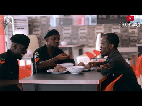 OFFICER WOOS AND SMALL STOUT PATRONIZE FEMALE  WORKERS AT ALLEN AVENUE, IKEJA- EPISODE 51