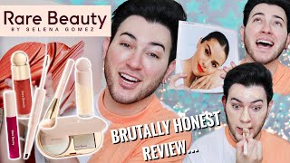 The TRUTH about Rare Beauty… Selena Gomez Makeup Line HONEST Review
